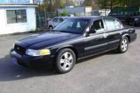 2011 Ford Crown Victoria LX 4dr Sedan