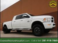 2012 Dodge Ram 3500 Laramie Longhorn Edition Mega Cab SHORT BED 4WD