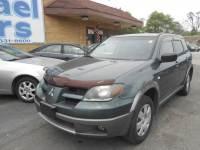 2003 Mitsubishi Outlander LS 4dr SUV