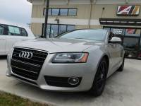 2008 Audi A5 AWD quattro 2dr Coupe 6A