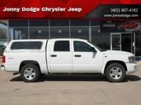 2011 Dodge Dakota Big Horn 4x4 4dr Crew Cab