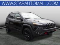 Used 2016 Jeep Cherokee Trailhawk SUV