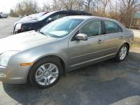 2008 Ford Fusion V6 SEL 4dr Sedan