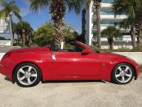 2006 Nissan 350Z Touring 2dr Convertible (3.5L V6 5A)
