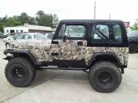 1988 Jeep Wrangler Hard Top