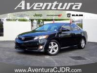 PRE-OWNED 2014 TOYOTA CAMRY SE FWD 4D SEDAN