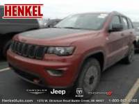 PRE-OWNED 2018 JEEP GRAND CHEROKEE TRAILHAWK 4X4 4WD