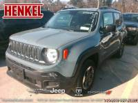 PRE-OWNED 2017 JEEP RENEGADE SPORT 4X4 4WD