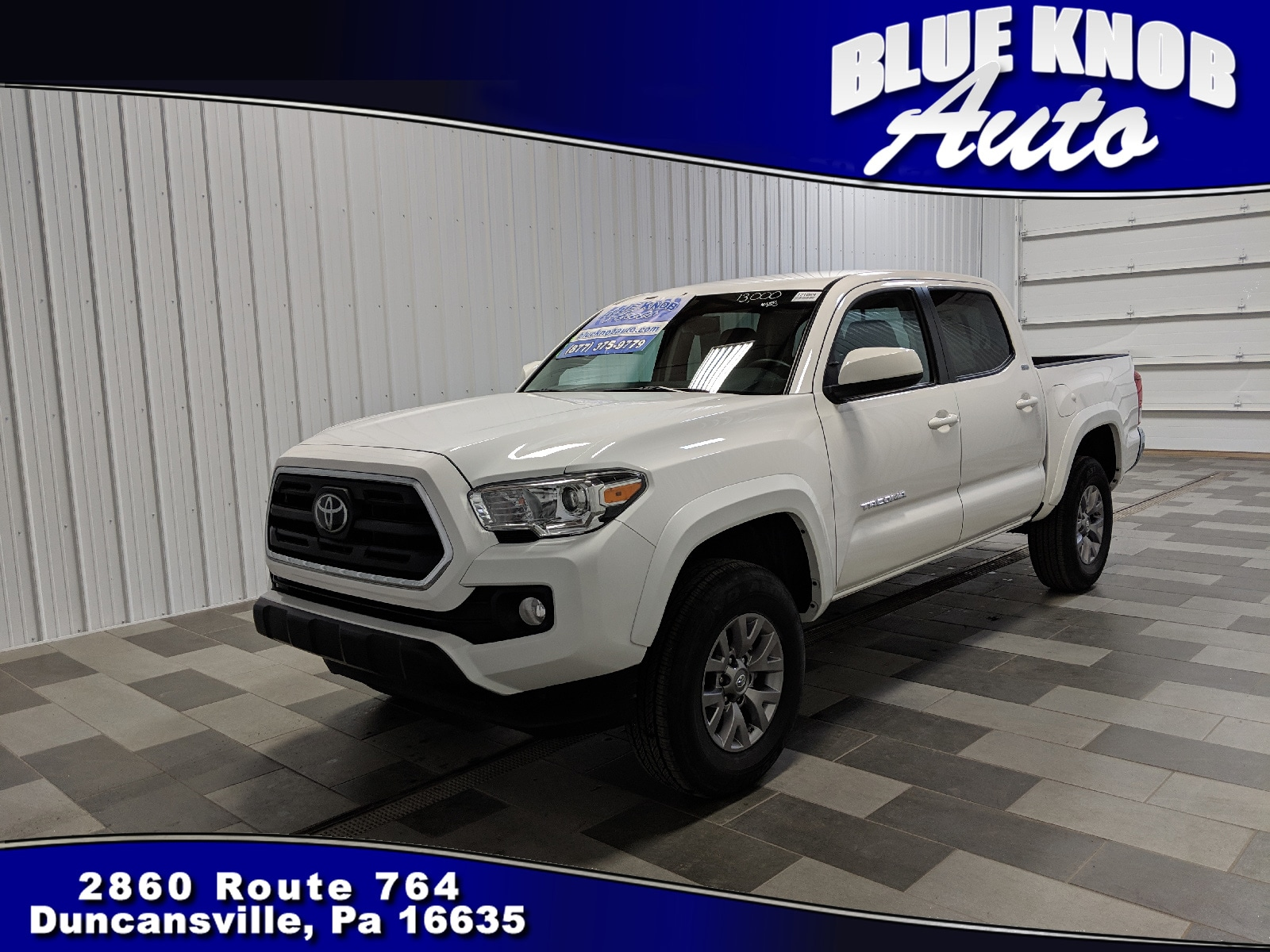 Photo 2019 Toyota Tacoma SR5 V6 Truck Chassis in Duncansville  Serving Altoona, Ebensburg, Huntingdon, and Hollidaysburg PA