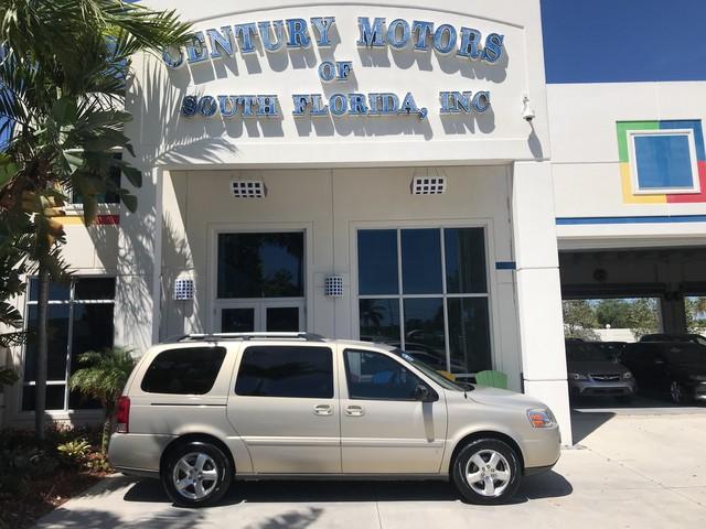 Photo 2007 Chevrolet Uplander LT w1LT Leather CD DVD Power Sliding Doors Power Liftgate