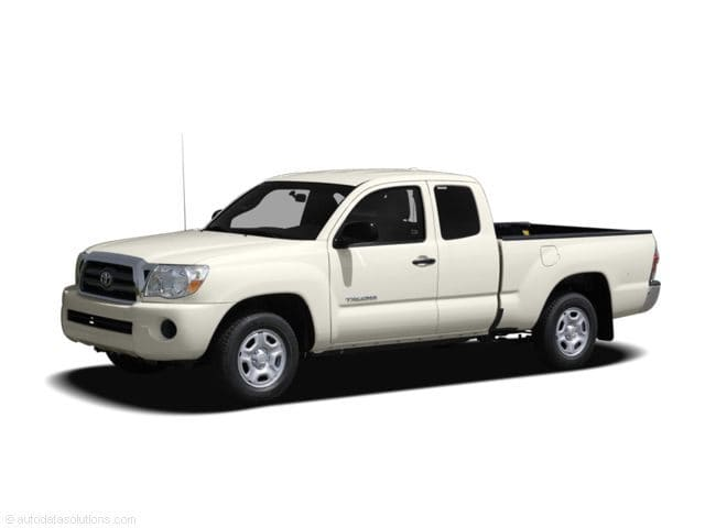 Photo 2009 Toyota Tacoma 2WD EXTRA CAB AT Truck Access Cab in Spartanburg