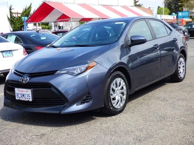 Photo 2018 Toyota Corolla Sedan Front-wheel Drive serving Oakland, CA
