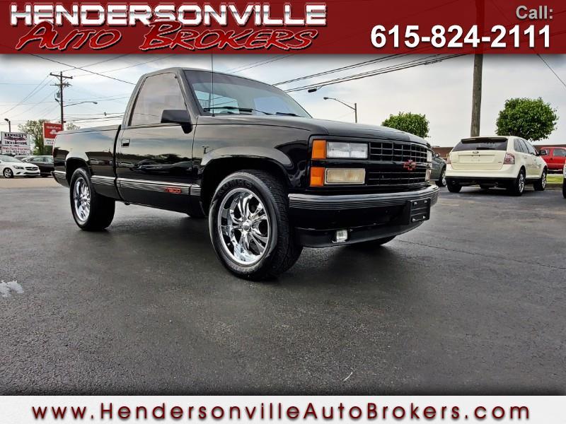 Photo 1990 Chevrolet Silverado 1500 SS Classic 454 SS
