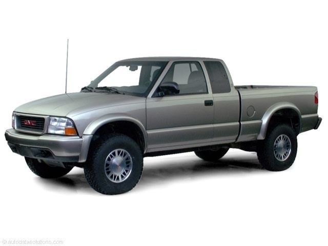 Photo Used 2000 GMC Sonoma Truck Extended Cab for Sale in Sagle, ID