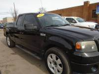 2007 Ford F-150 XLT 4dr SuperCab Styleside 8 ft. LB