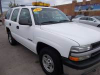 2001 Chevrolet Tahoe 4WD 4dr SUV