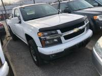 2012 Chevrolet Colorado 4x4 Work Truck 4dr Extended Cab