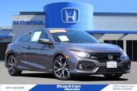 Used 2017 Honda Civic Si For Sale in Stockton, CA