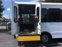 2010 Ford E-Series Chassis Wheelchair Accessible Van