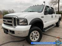 2005 Ford F-350 Super Duty 4X4 DIESEL CREW CAB 6 SPEED MANUAL LONG BED
