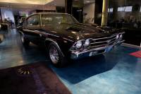 1969 Chevrolet Chevelle Supercharged SS 454 Coupe