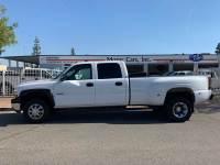 2002 Chevrolet Silverado 3500 4dr Crew Cab LT 2WD LB DRW