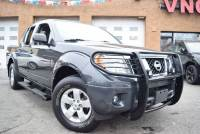 2012 Nissan Frontier 4x4 SV V6 4dr Crew Cab SWB Pickup 5A