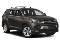New 2019 Toyota Highlander Limited Platinum AWD 4D Sport Utility