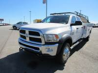 2015 RAM Ram Chassis 4500 4X4 4dr Crew Cab 197.4 in. WB