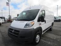 2017 RAM ProMaster Cargo 2500 136 WB 3dr High Roof Cargo Van