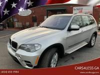 2013 BMW X5 AWD xDrive35i Premium 4dr SUV