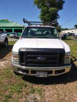2008 Ford F-350 Super Duty 4X2 4dr SuperCab 161.8 in. WB