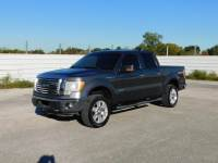 2012 Ford F-150 4WD SuperCrew 145 XL