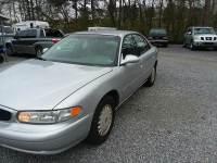 2002 Buick Century Limited 4dr Sedan
