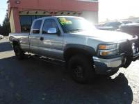 2000 GMC Sierra 2500 3dr SLE 4WD Extended Cab LB HD