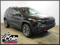 2019 Jeep Cherokee 4x4 Trailhawk 4dr SUV