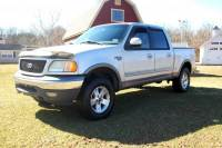 2002 Ford F-150 CREW CAB PICKUP 4-DR