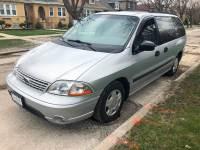 2002 Ford Windstar LX 4dr Mini-Van
