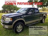 2005 Ford F-150 4dr SuperCab FX4 4WD Styleside 5.5 ft. SB