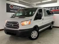 2017 Ford Transit Wagon 350 XLT 15 PASSENGER VAN FLEX FUEL REAR CAMERA CRUISE CONTROL AUX INPUT REA