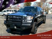 2011 Ford F-250 Super Duty 4x4 Lariat 4dr Crew Cab 8 ft. LB Pickup