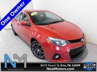 2016 Toyota Corolla S Special Edition in Erie, PA