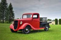 1936 Ford F-100 stake bed