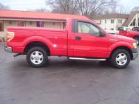 2010 Ford F-150 4x2 XL 2dr Regular Cab Styleside 6.5 ft. SB