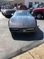 1988 Chevrolet Corvette 2dr Hatchback