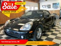 2005 Toyota MR2 Spyder 2dr Convertible