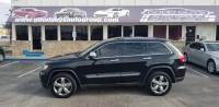2011 Jeep Grand Cherokee 4x4 Overland Summit 4dr SUV