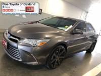 Certified Pre-Owned 2016 Toyota Camry Hybrid Hybrid XLE Sedan in Oakland, CA
