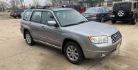 2008 Subaru Forester AWD 2.5 X Premium Package 4dr Wagon 4A