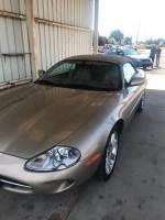 2000 Jaguar XK-Series XK8 2dr Convertible